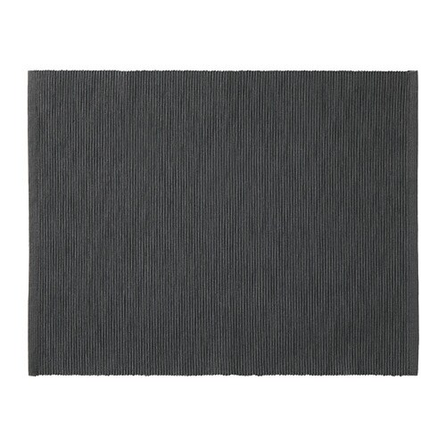 Märit Place Mat Black