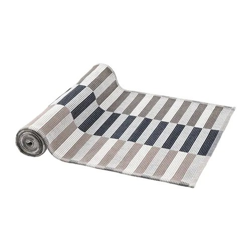 Mittbit Table Runner Black Beige White