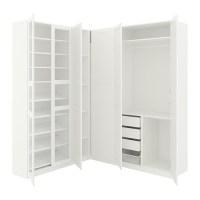 PAX Corner wardrobe - IKEA