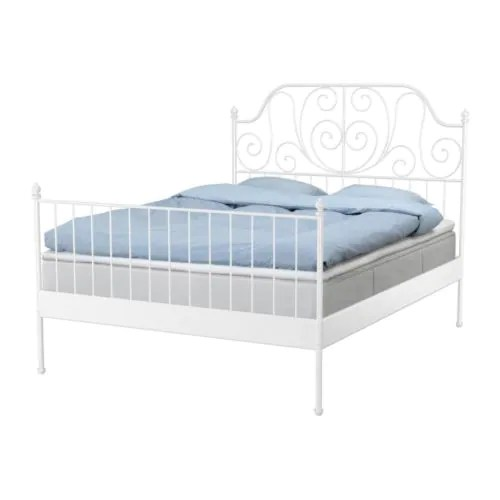 the bed is really quite solid i am impressed with how well easily assembled and that it has no wiggle or wobble to it whatsoever nice work ikea