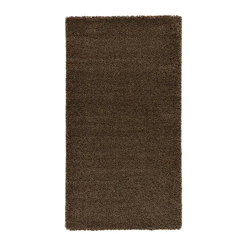 furnishing a living room apartment layout Ådum rug, high pile - ikea