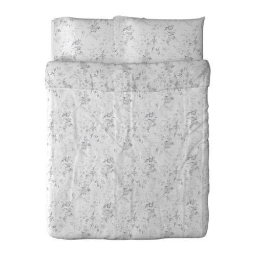 ALVINE KVIST Duvet cover and pillowcase(s) IKEA