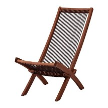 bromm chaise outdoor - ikea