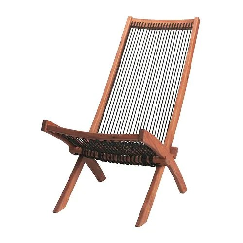 folding chair outdoor baby and table brommo chaise ikea
