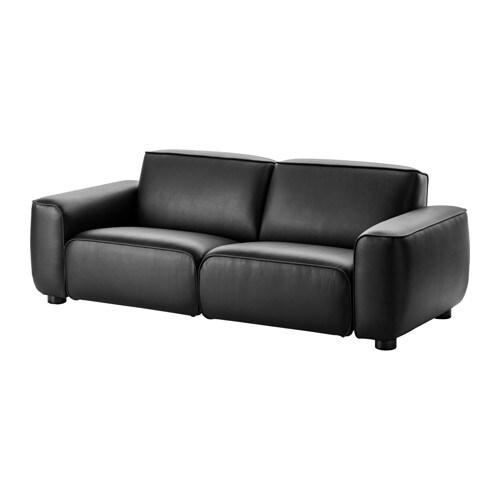 DAGARN Sofa  Kimstad black  IKEA