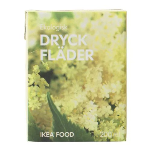 DRYCK FLDER Elderflower drink  IKEA