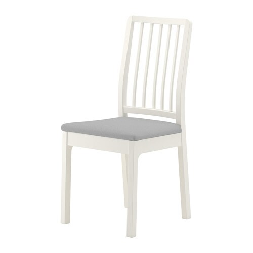ikea chair covers review striped club ekedalen -