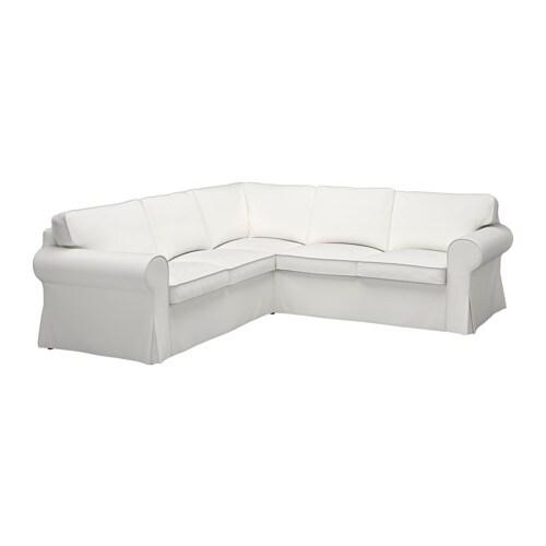 EKTORP Sectional 4 Seat Corner Vittaryd White IKEA