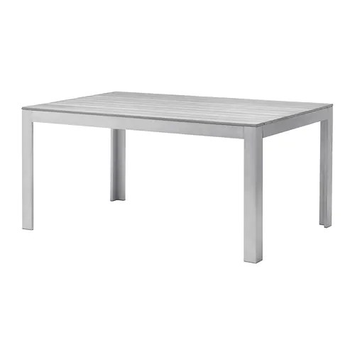 FALSTER Table outdoor  gray  IKEA