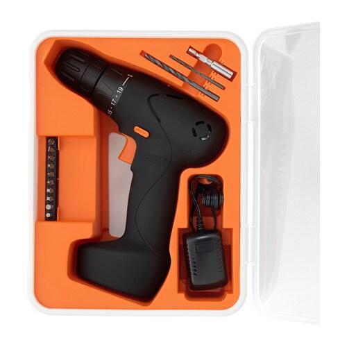 fixa screwdriver drill lithium