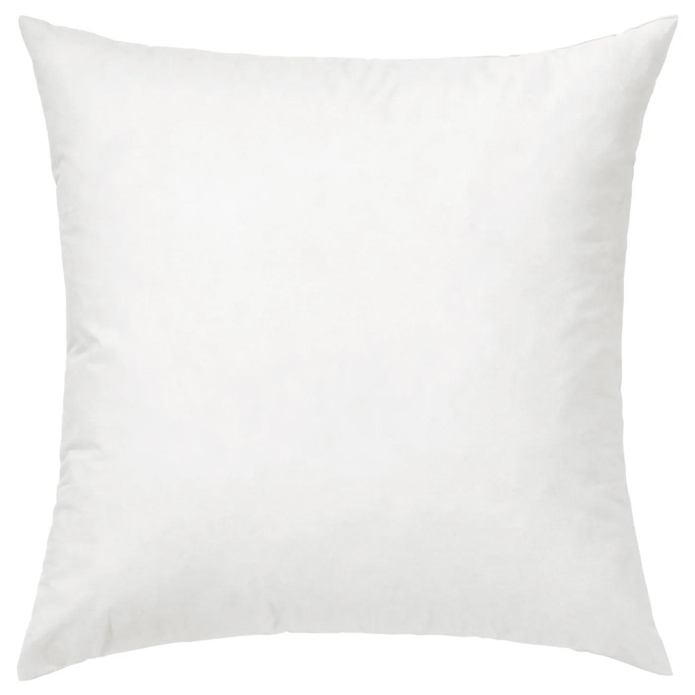 fjadrar inner cushion white 26x26