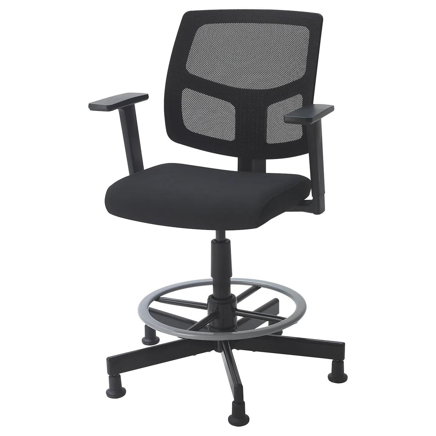 Swivel Chair Garka Vissle Black