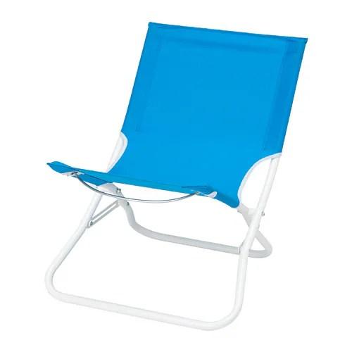 hÅmÖ beach chair blue