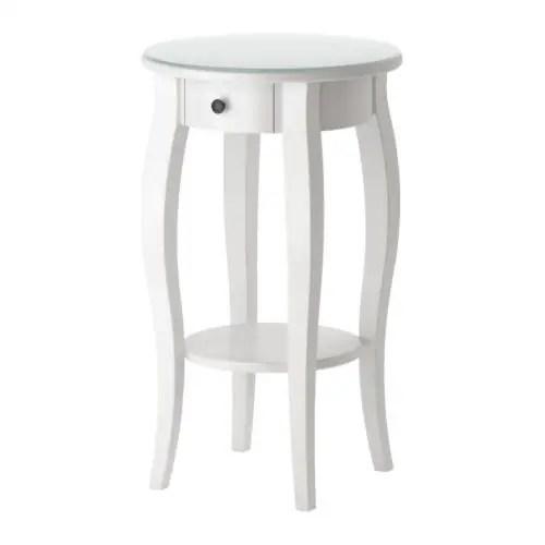 Nightstand via Ikea