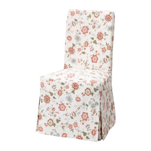 ikea long chair covers kids eames table and chairs henriksdal cover, -