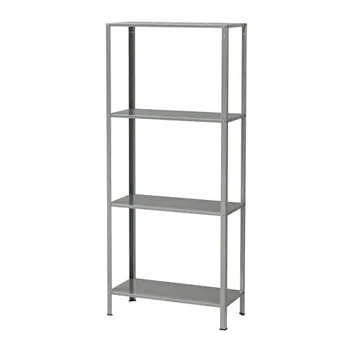 hyllis shelf unit indoor