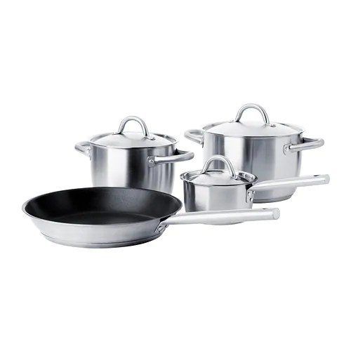IKEA pots & pans