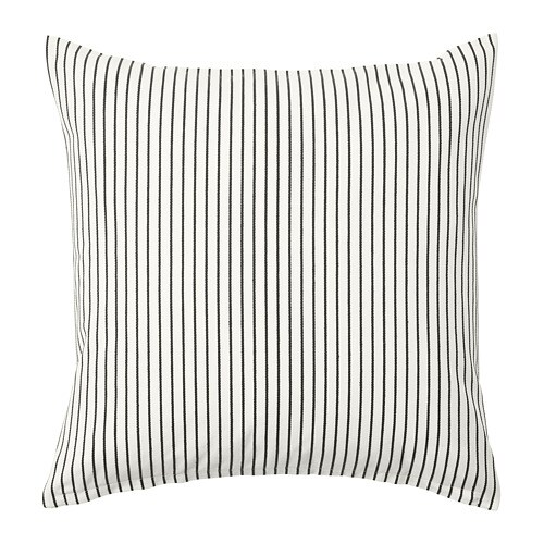 INGALILL Cushion cover IKEA Cotton is a soft and easy-care natural material that you can machine wash.