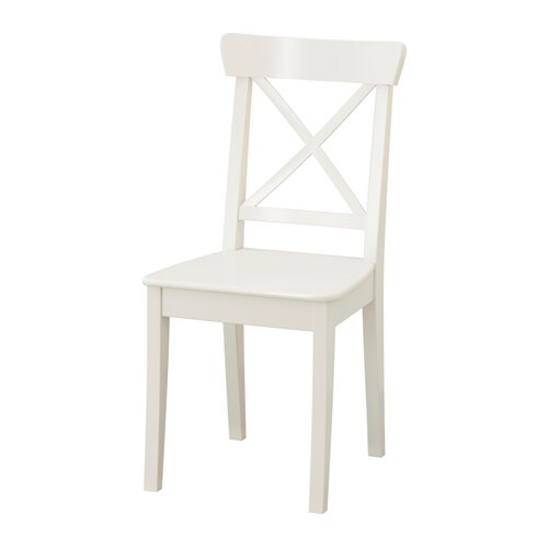 white chair ikea outdoor and ottoman sets ingolf