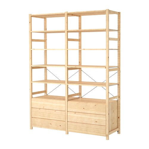 IVAR storage combination IKEA
