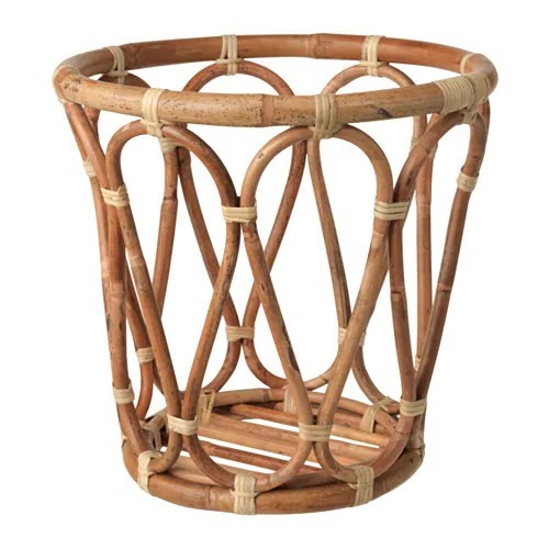 JASSA Basket IKEA Handmade by skilled craftspeople, which makes every product unique.
