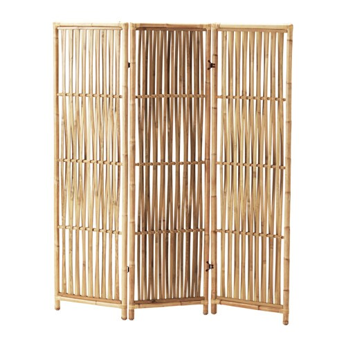 JASSA Room divider IKEA Treated with clear varnish which gives natural color variations and allows the furniture to age beautifully over time.