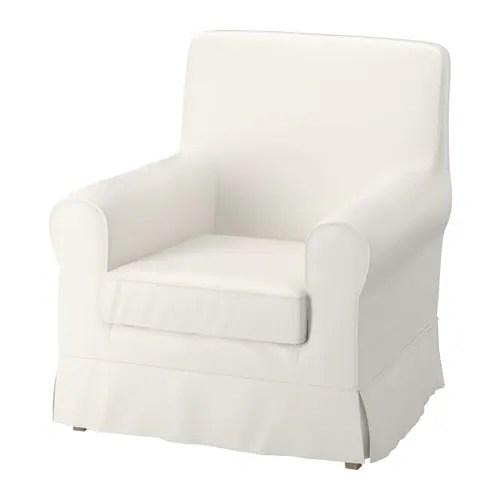 JENNYLUND Chair Cover Stensa White IKEA