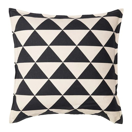 JOHANNE Cushion cover IKEA The cushion cover is made of ramie, a durable natural material with a slightly irregular texture.