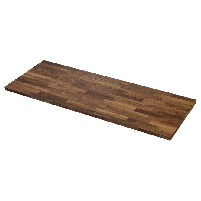 Kitchen Island Walnut Veneer