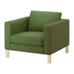 Karlstad Chair Cover Isunda Gray How To Paint A Fabric Armchairs - Ikea