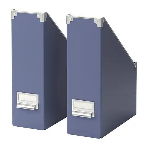 IKEA file boxes
