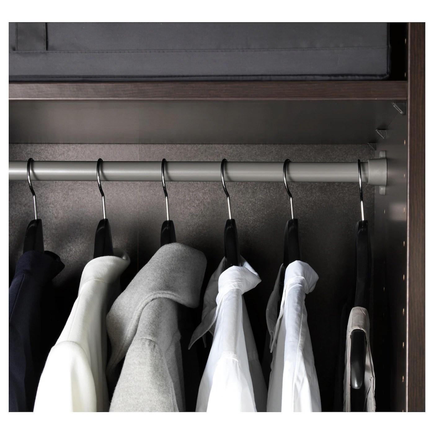 komplement clothes rail dark gray 39 3 8