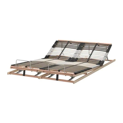 Leirsund Slatted Bed Base Adjule