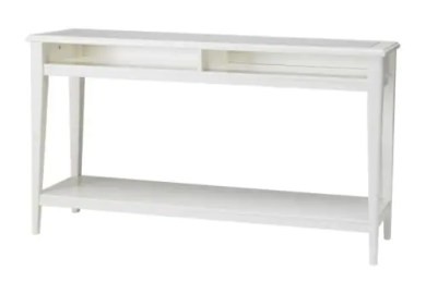 White Sofa Table Ikea