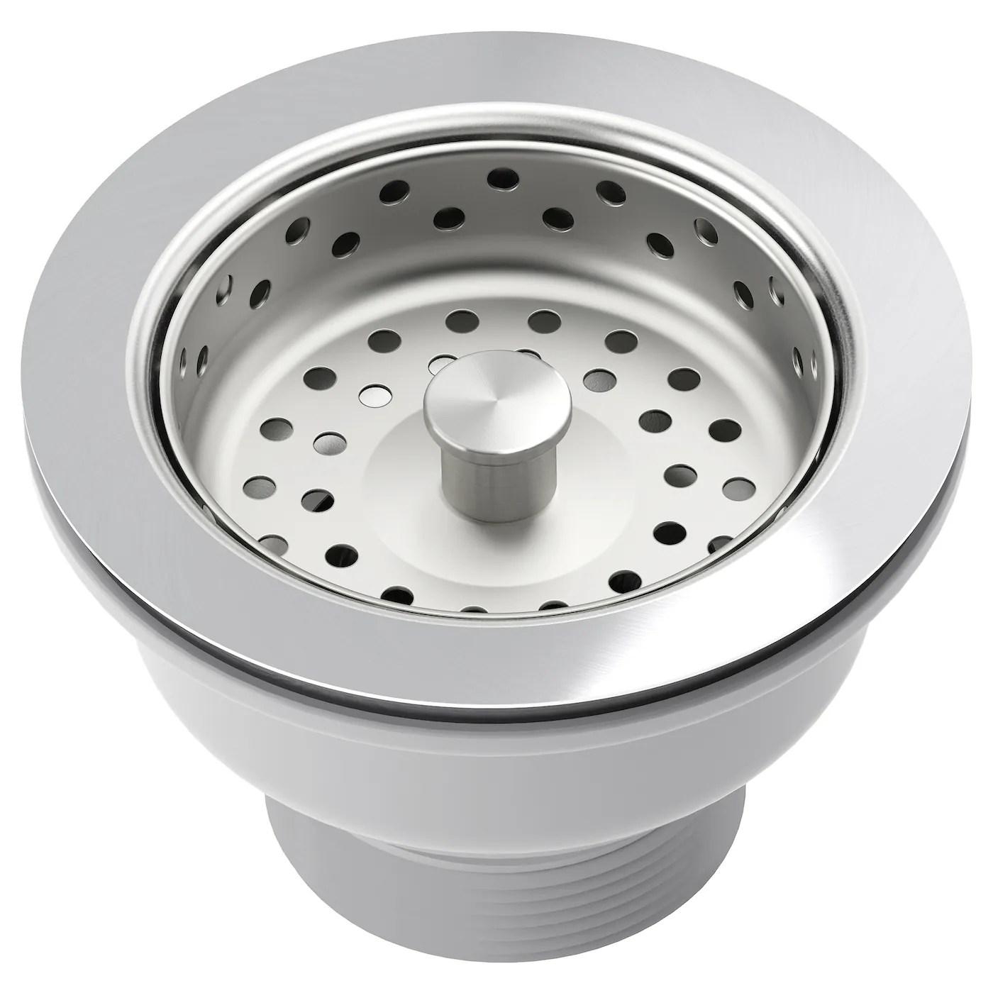 lillviken sink strainer with stopper