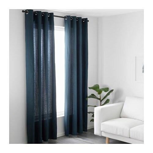 MARIAM Curtains 1 Pair IKEA