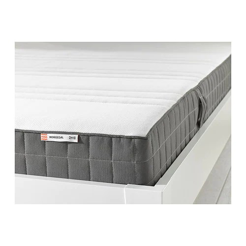 Morgedal Foam Mattress Ikea High Resilience Gives Support For Each Part Of Your Body By