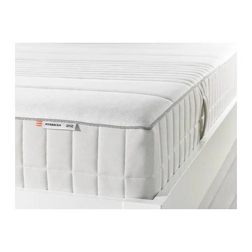 MYRBACKA Memory foam mattress  Queen  IKEA
