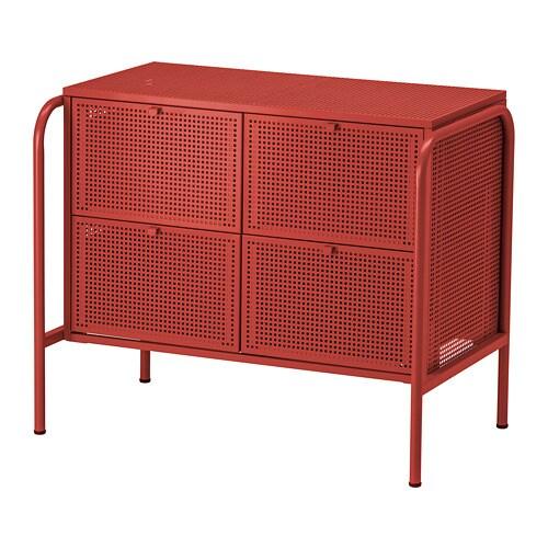 nikkeby 4 drawer dresser