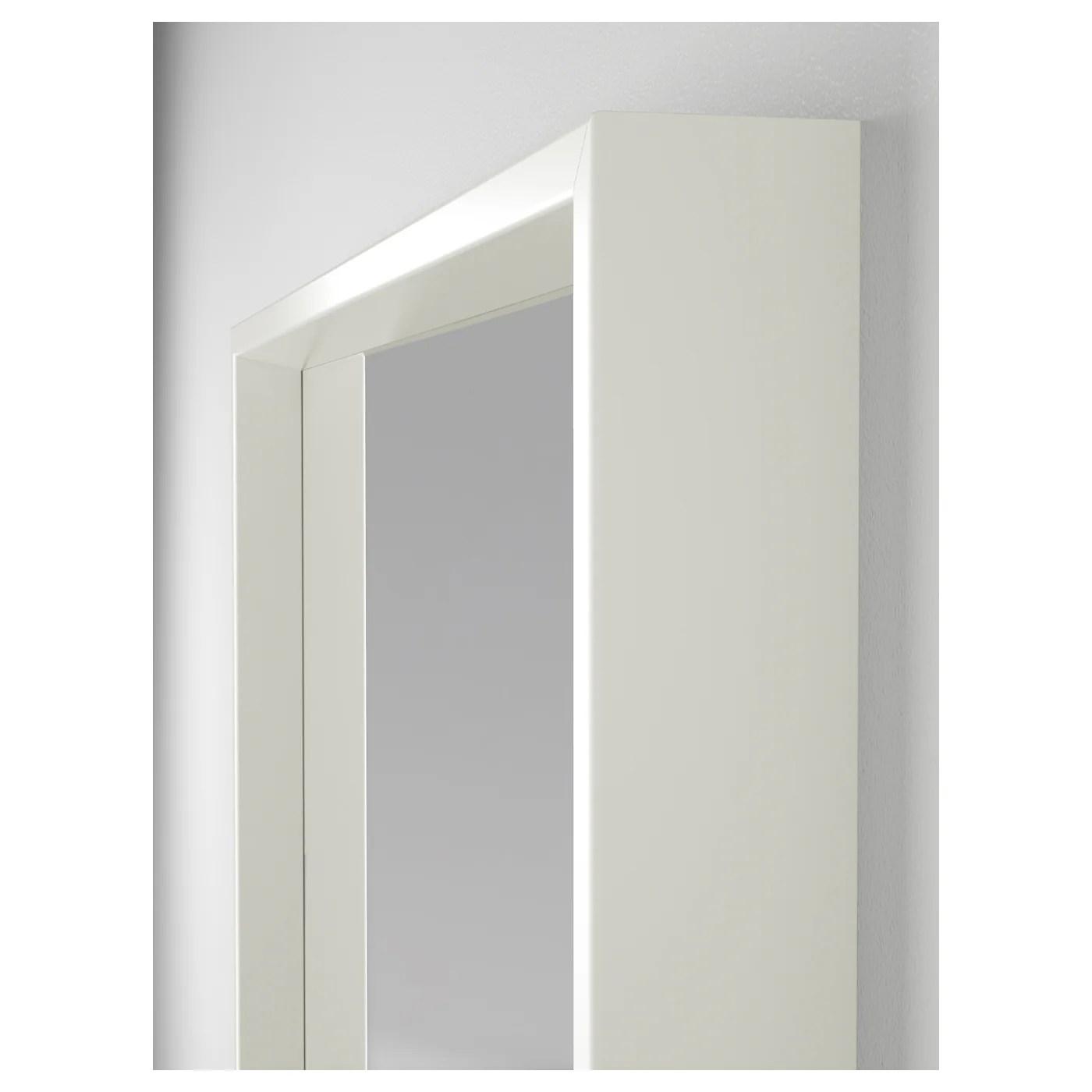 Nissedal Mirror White 25 5 8x59 Ikea