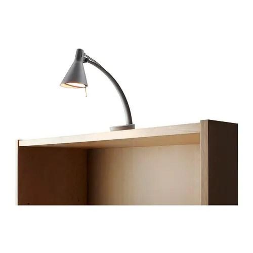 Ikea Picture Shelf Light Lighting Halogen Bulb Included