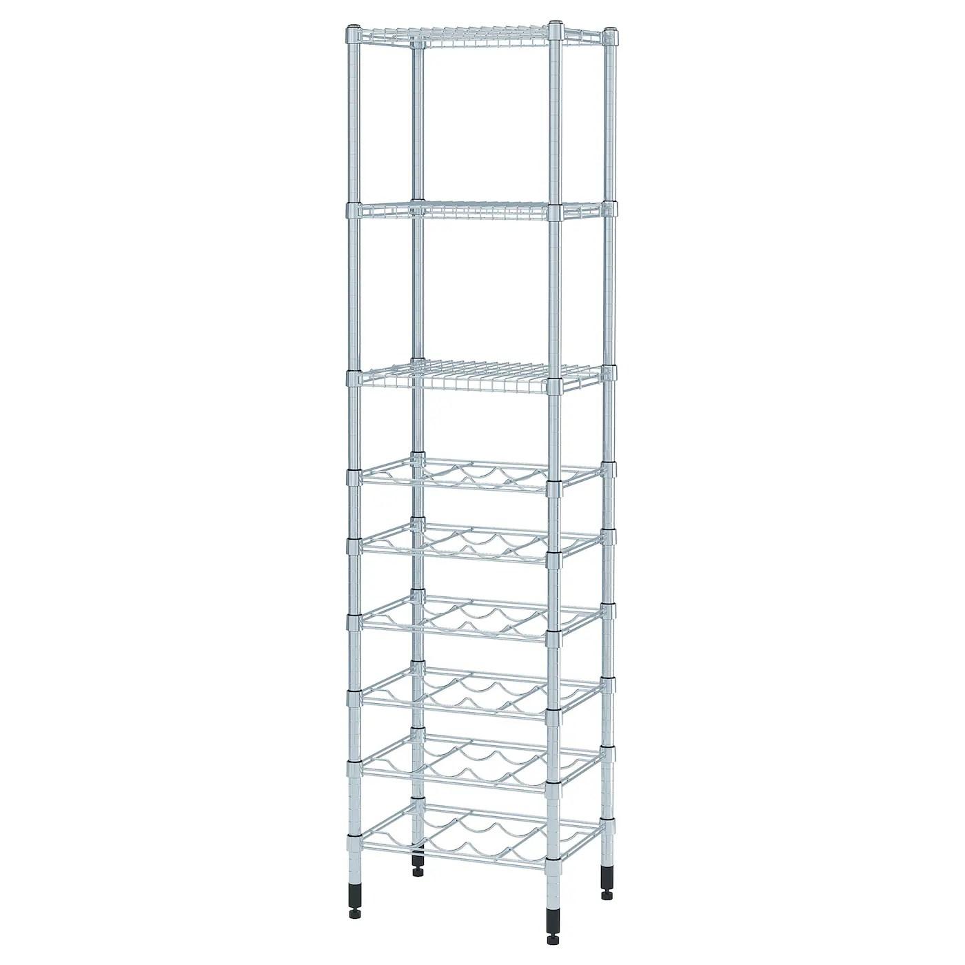 omar shelving unit 18 1 8x14x71 1 4