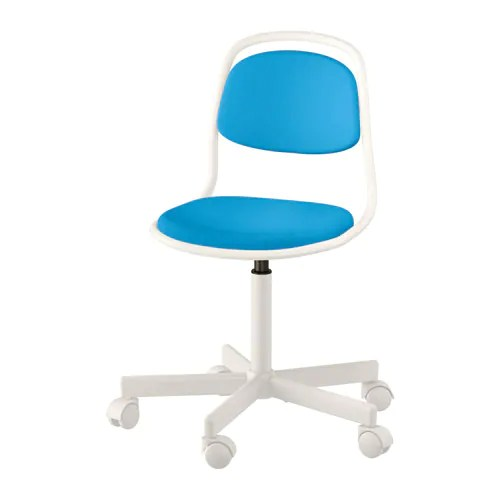 desk chairs ikea chair with storage bin orfjall child s