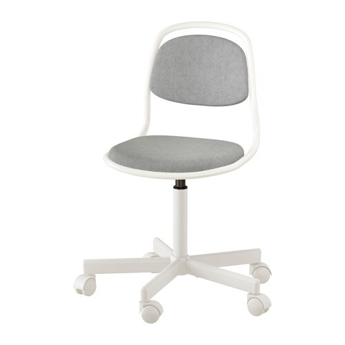 desk chair high foldable wooden chairs singapore orfjall child s ikea