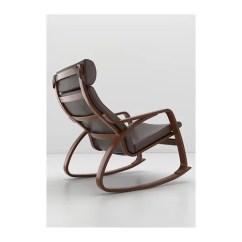 Foldable Rocking Chair Locus Ergonomic Standing Desk Poang Glose Black Ikea