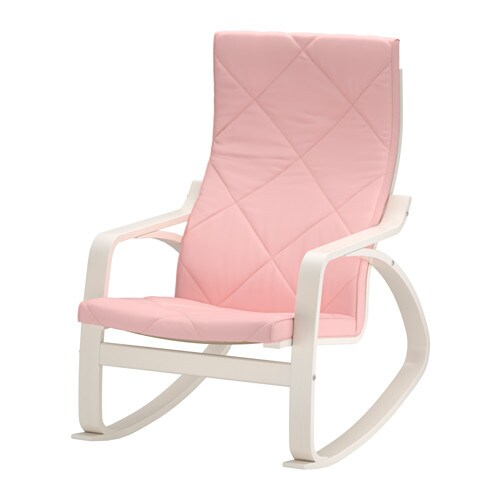 PONG Rocking chair  Edum pink  IKEA
