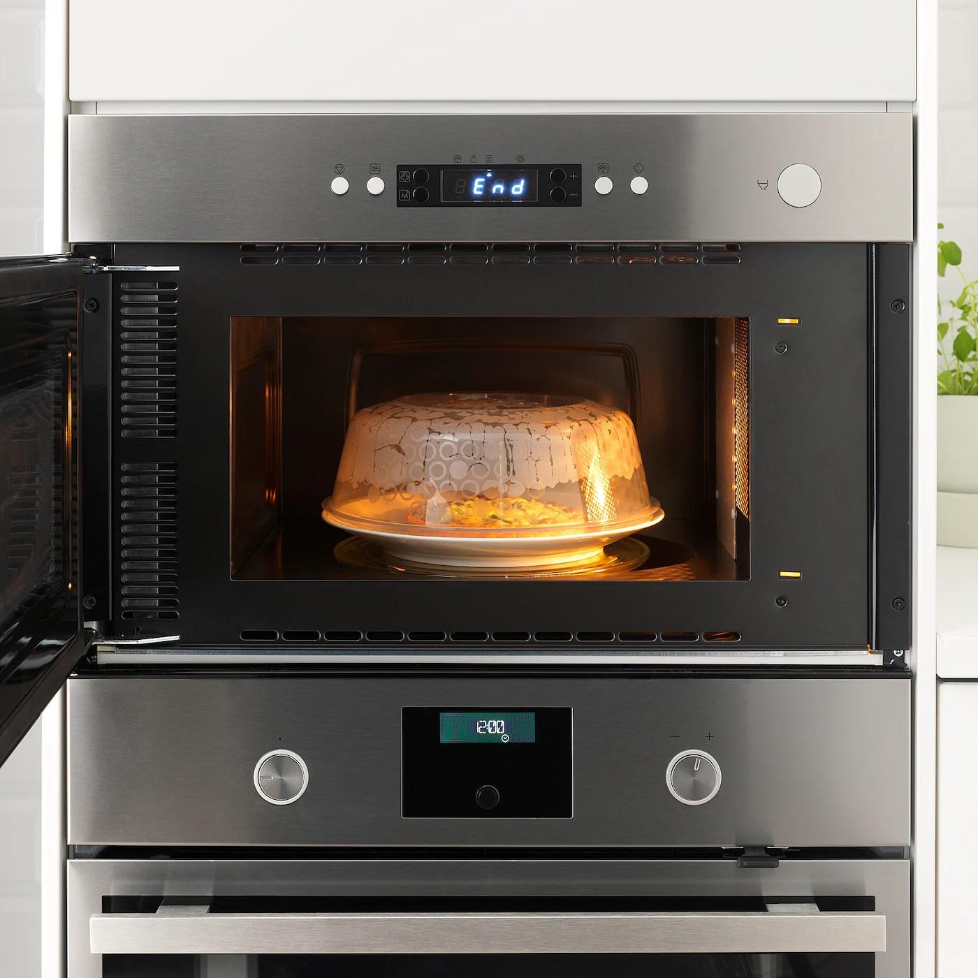 prickig microwave lid gray 10