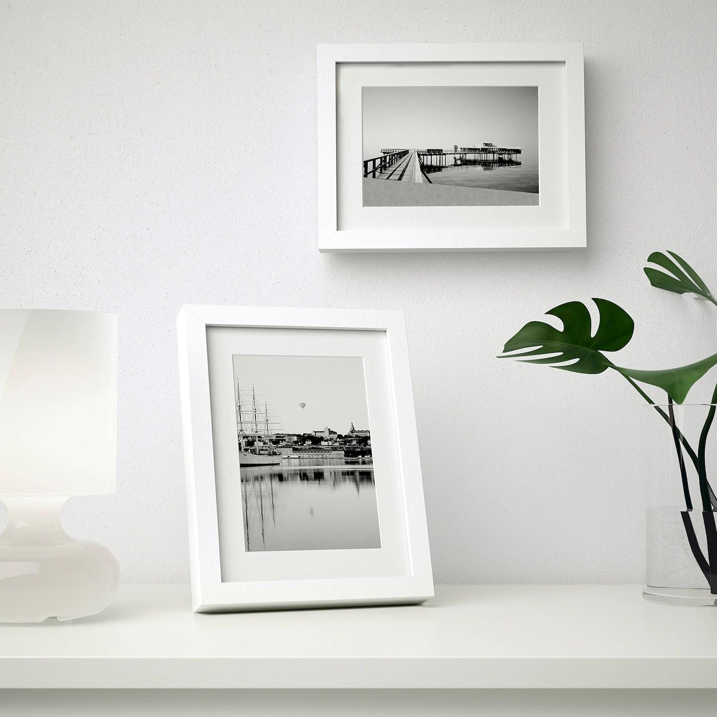 ribba frame white 8x10