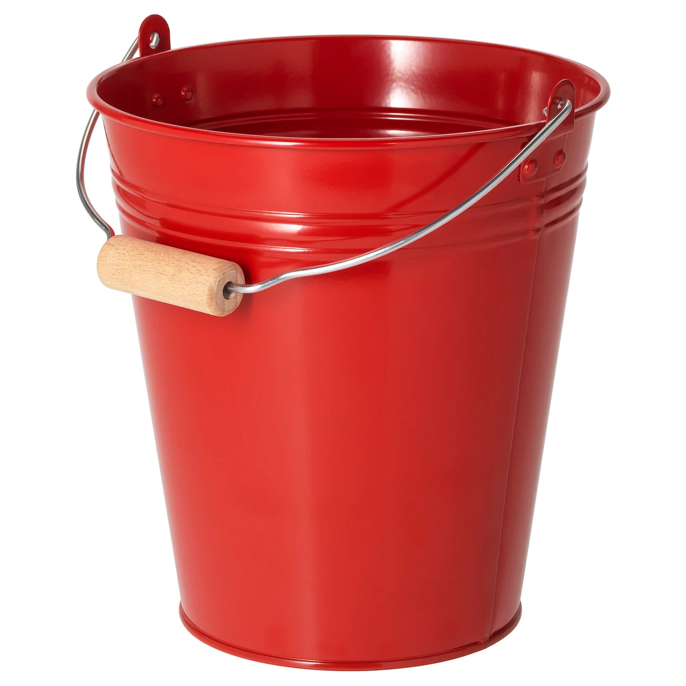 socker bucket plant pot