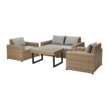 soller 4-seat conversation set